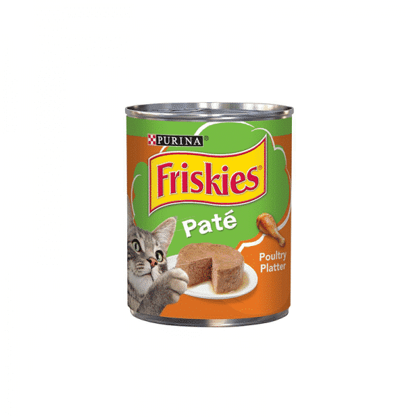 Friskies Classic Pate With Poultry